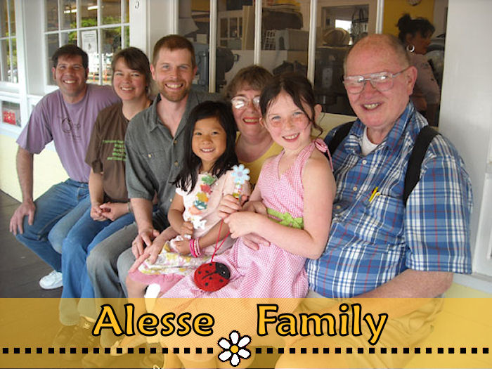 The Alesses - C Shop Family